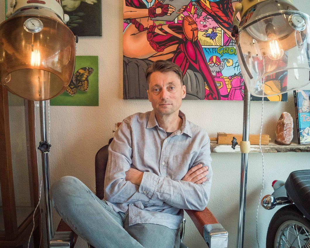 Barber Shop in Iceland