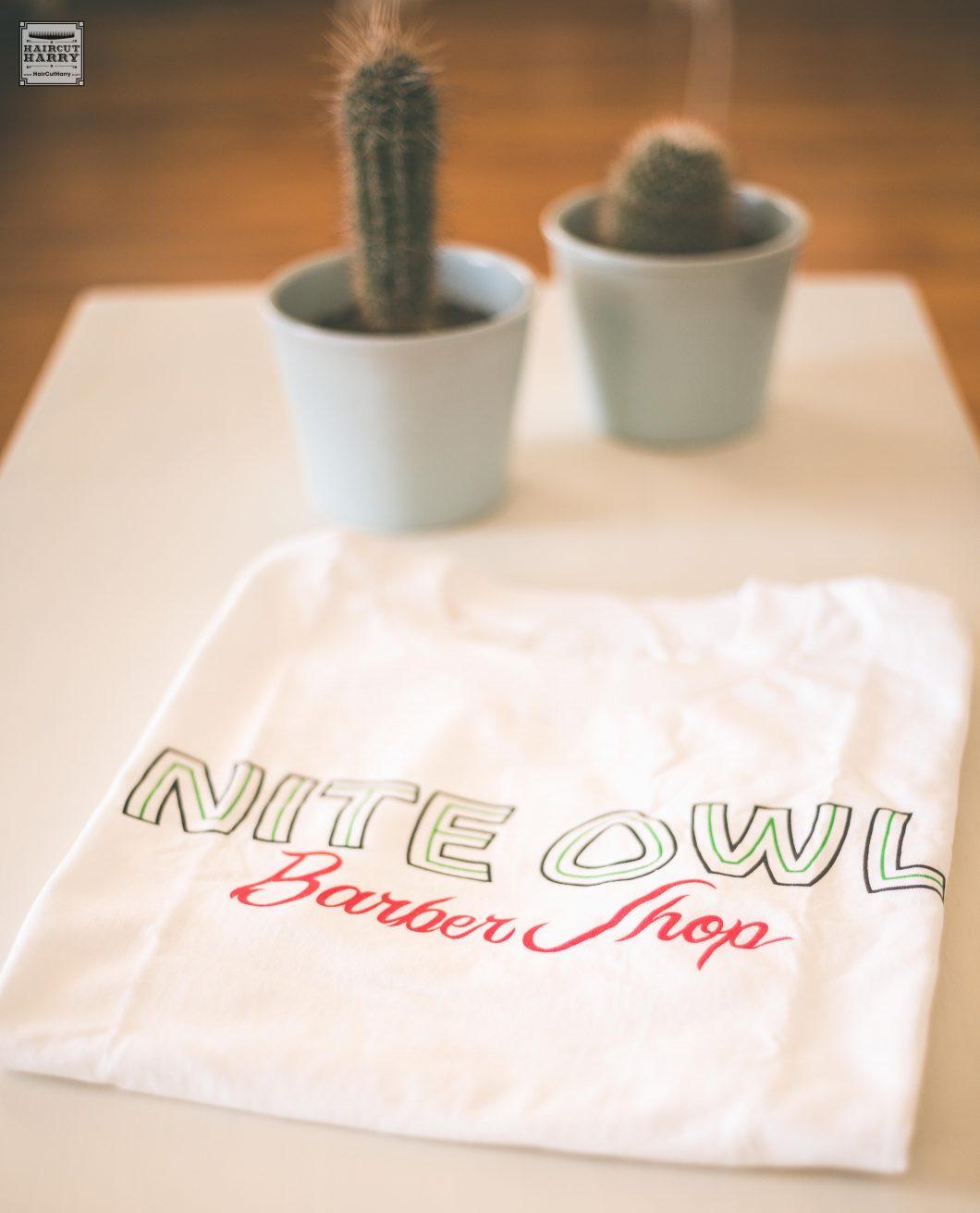 The Nite Owl T-Shirt Prize