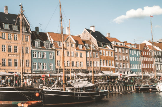 One Day Walking Tour of Copenhagen