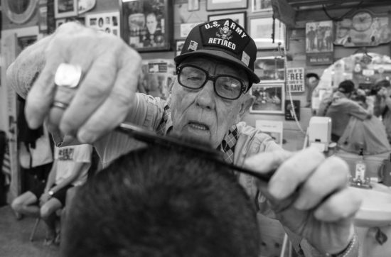 New Orleans Community Barbershop