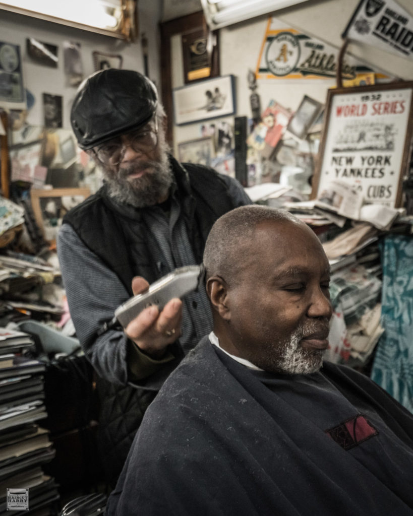 Cuts and Bends Barbershop Oakland