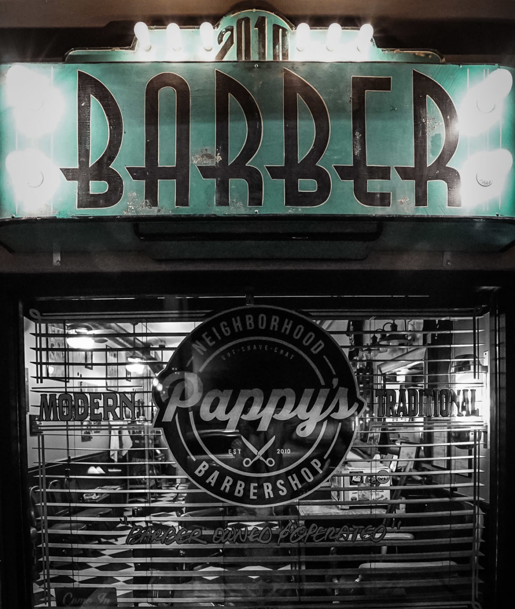 Pappy's Barber Shop In San Diego