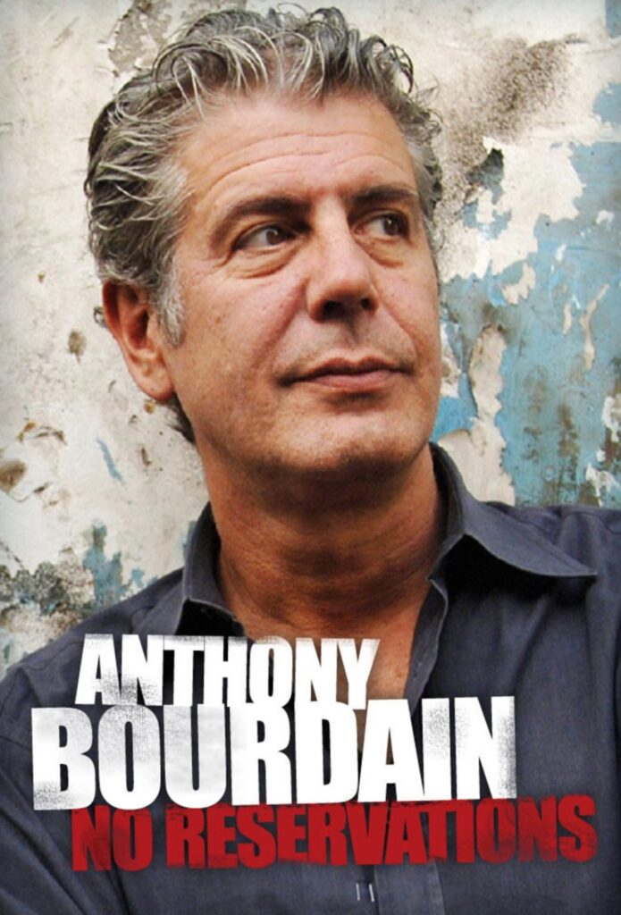 Anthony Bourdain: No Reservations S2E07 Puerto Rico
